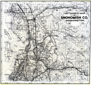 Index Map 001, Snohomish County 198x
